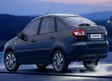 АвтоВАЗ отзывает почти 15 тысяч авто Lada Granta из-за проблем с тормозами