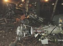В Кстовском районе разбился частный вертолет: пятеро погибших