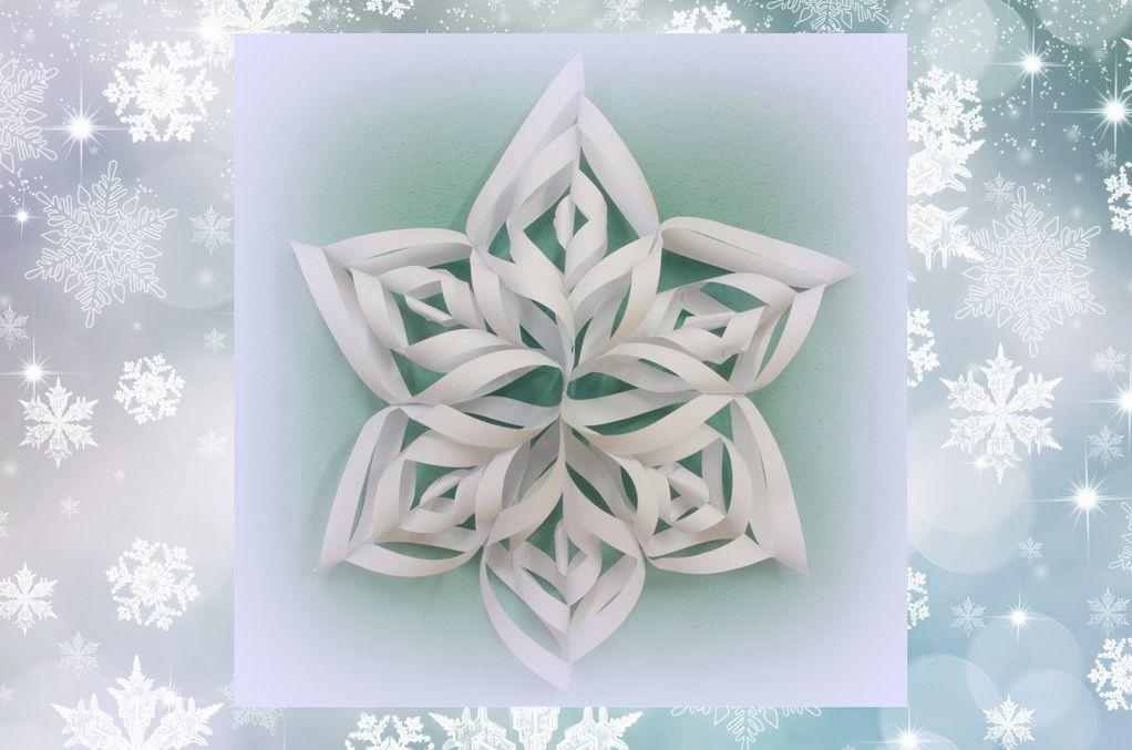 Новогоднее бумажные украшения