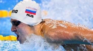 Первые Европейские игры в Баку. Плавание