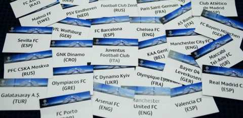 27 августа в Монако состоится жеребьевка группового этапа Лиги чемпионов 2015/2016