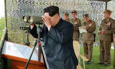 Лидер КНДР Ким Чен Ын приказал привести корейскую народную армию в полную боеготовность