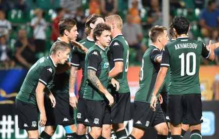 Лига Европы Краснодар-ХИК 5:1