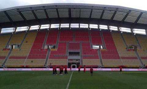 Лига Европы Рубин-Работнички 1:1